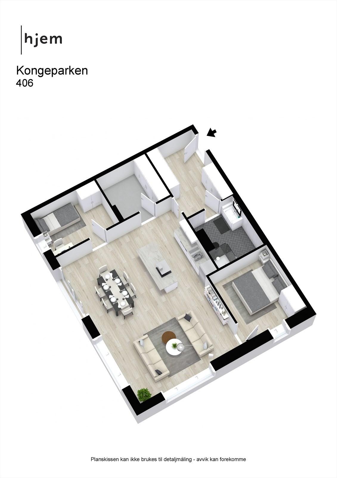 Kongeparken - 3D - 406 -