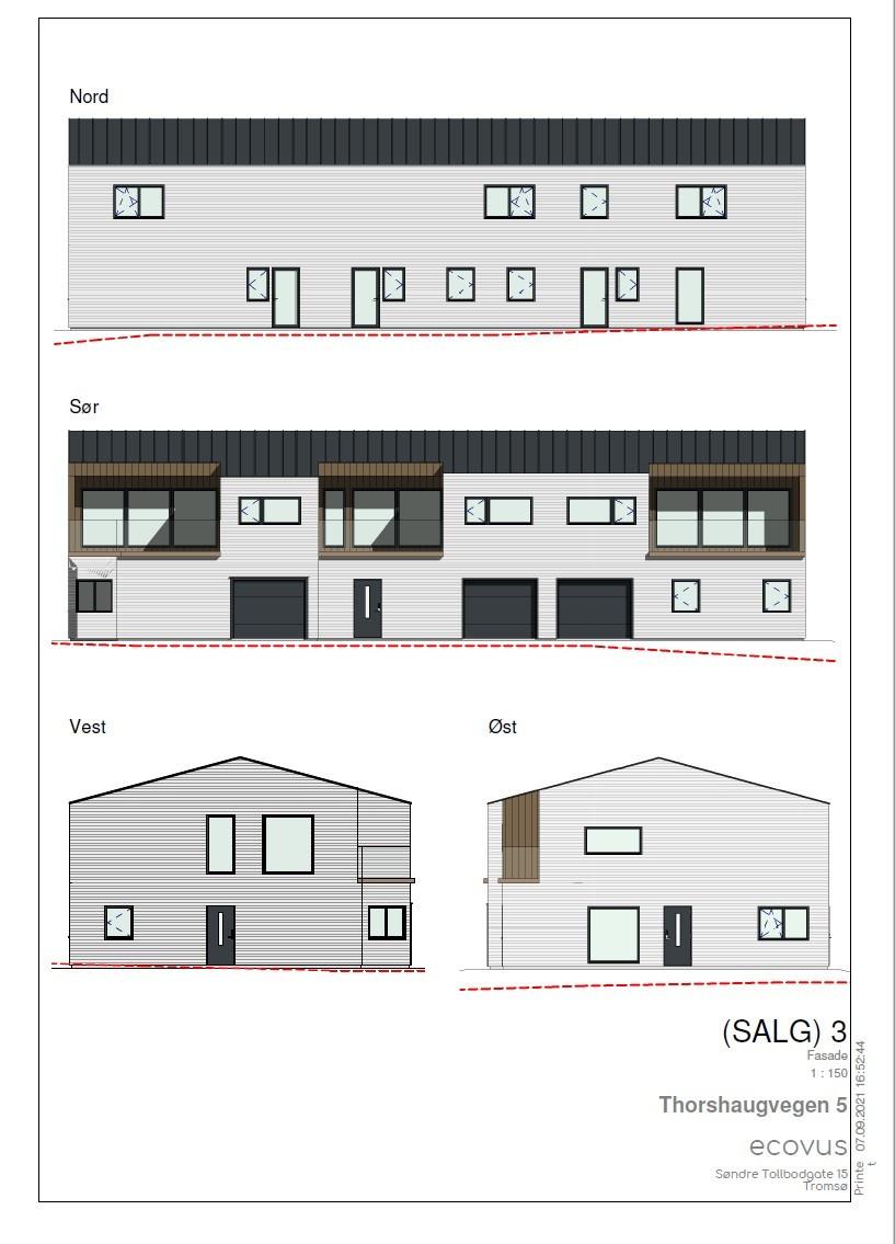 Fasadetegning