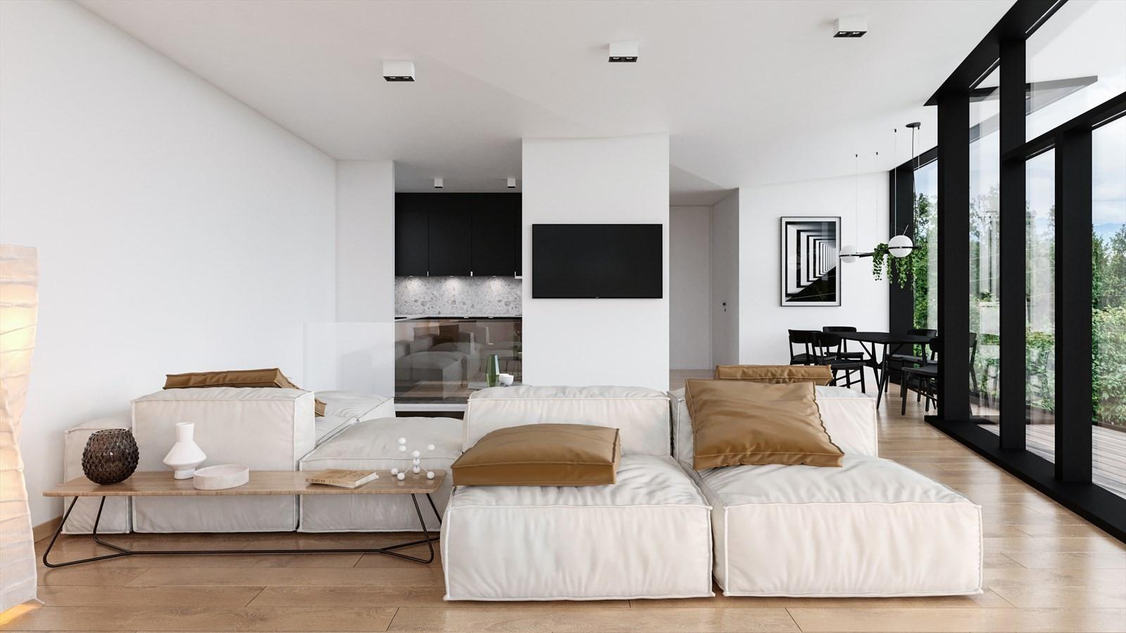Stue i Hus B