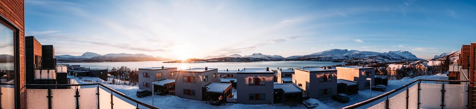 Utsikt, panorama