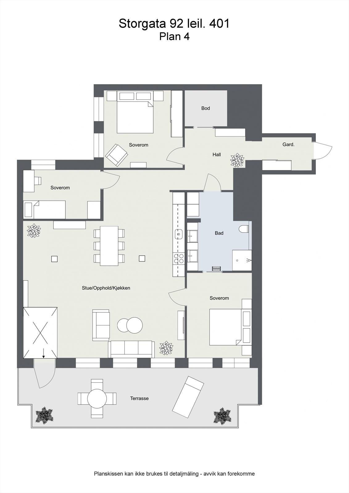 Floorplan letterhead - Storgata 92 leil. 401 - Plan 4 - 2D Floor Plan.jpg