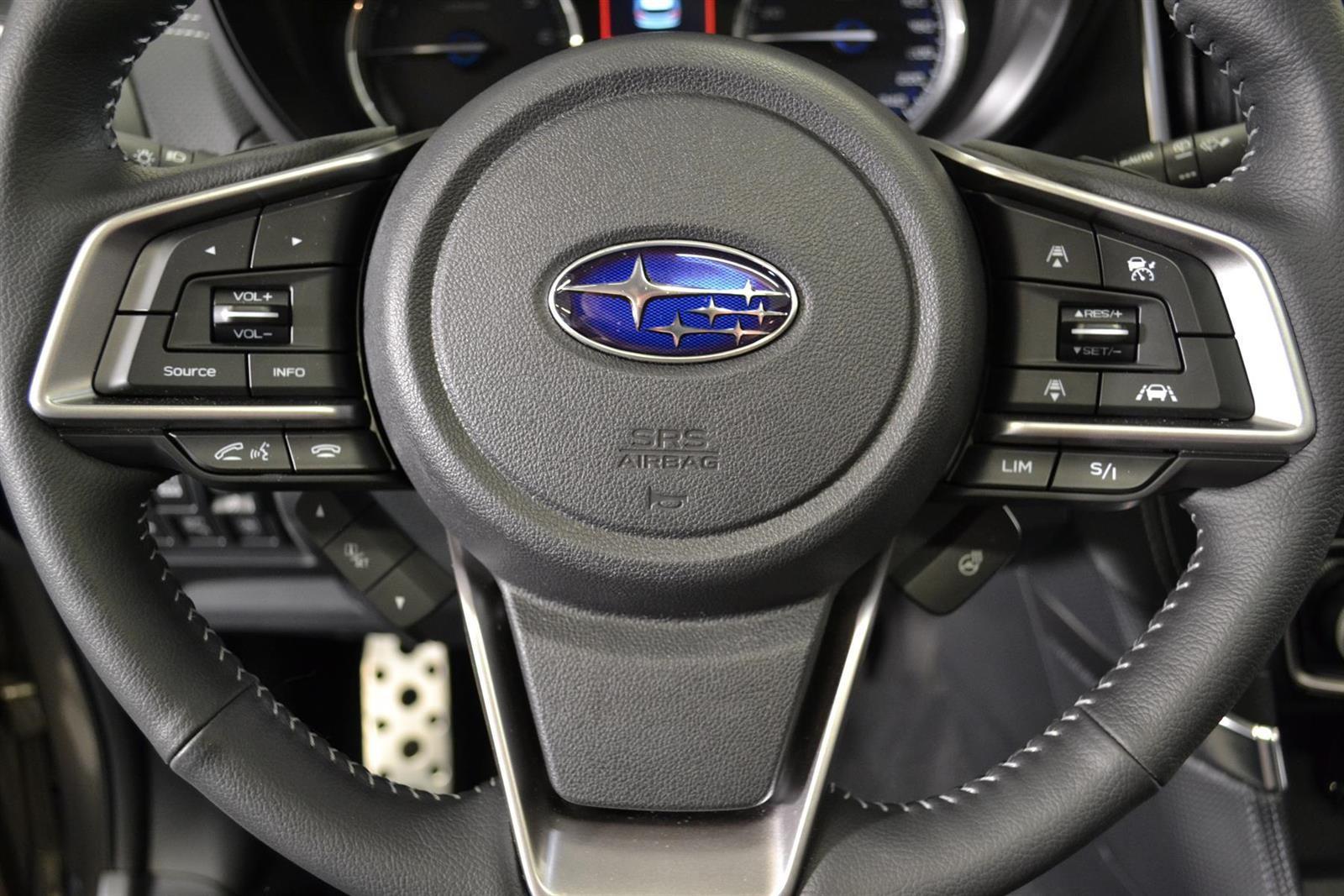 Subaru Forester Slide 21