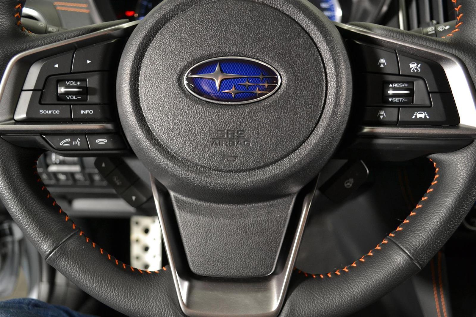 Subaru XV Slide 17