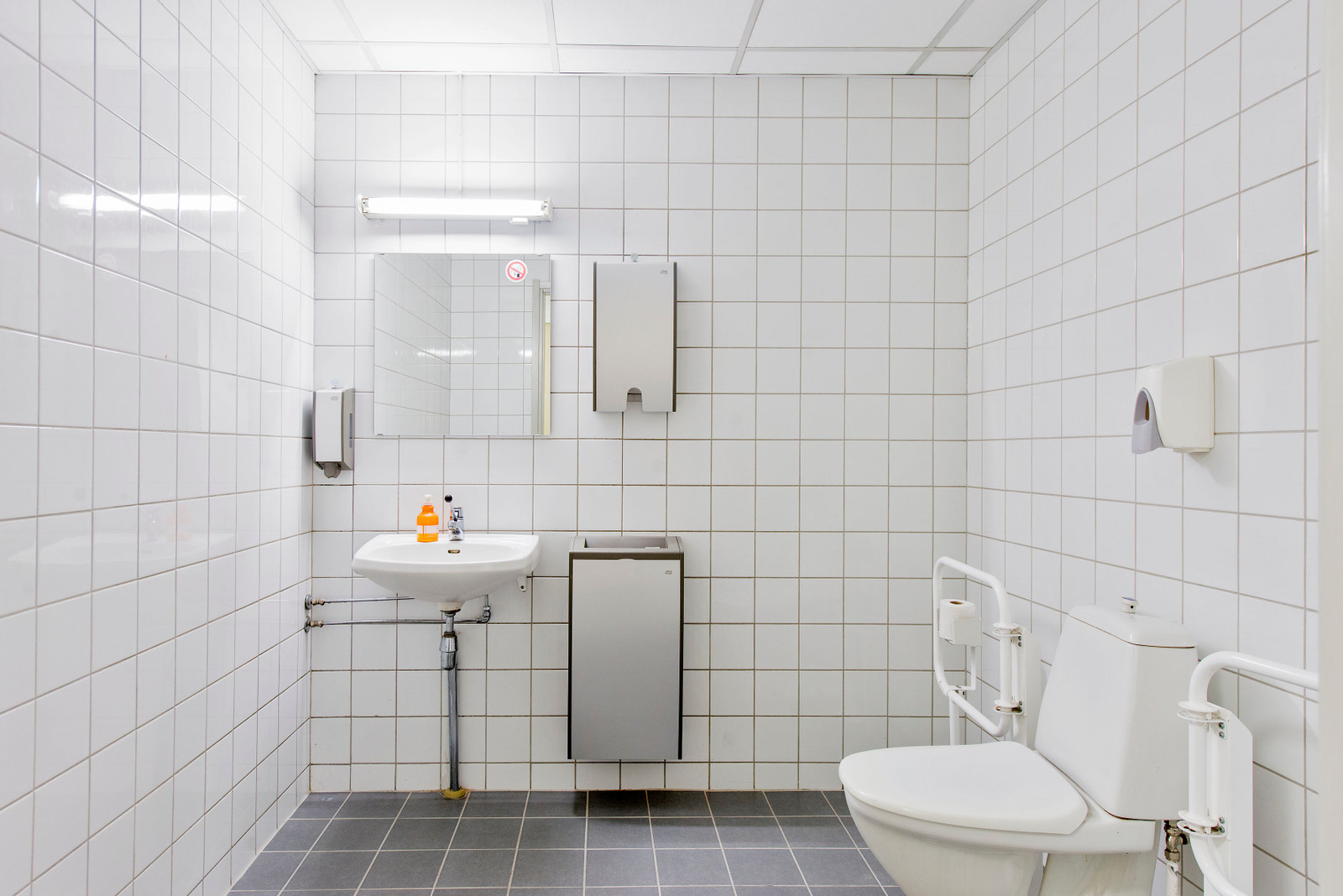 Toalett (Nyoppusset)