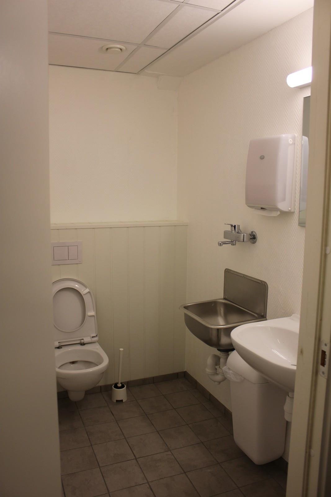 WC - kombilokalet