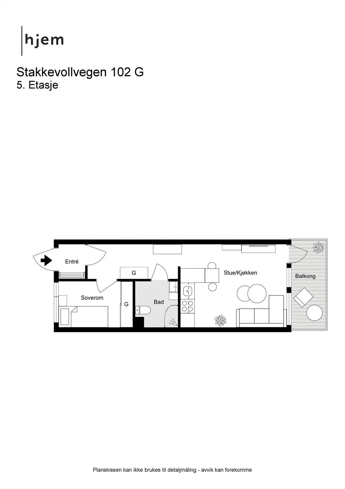 2D planillustrasjon
