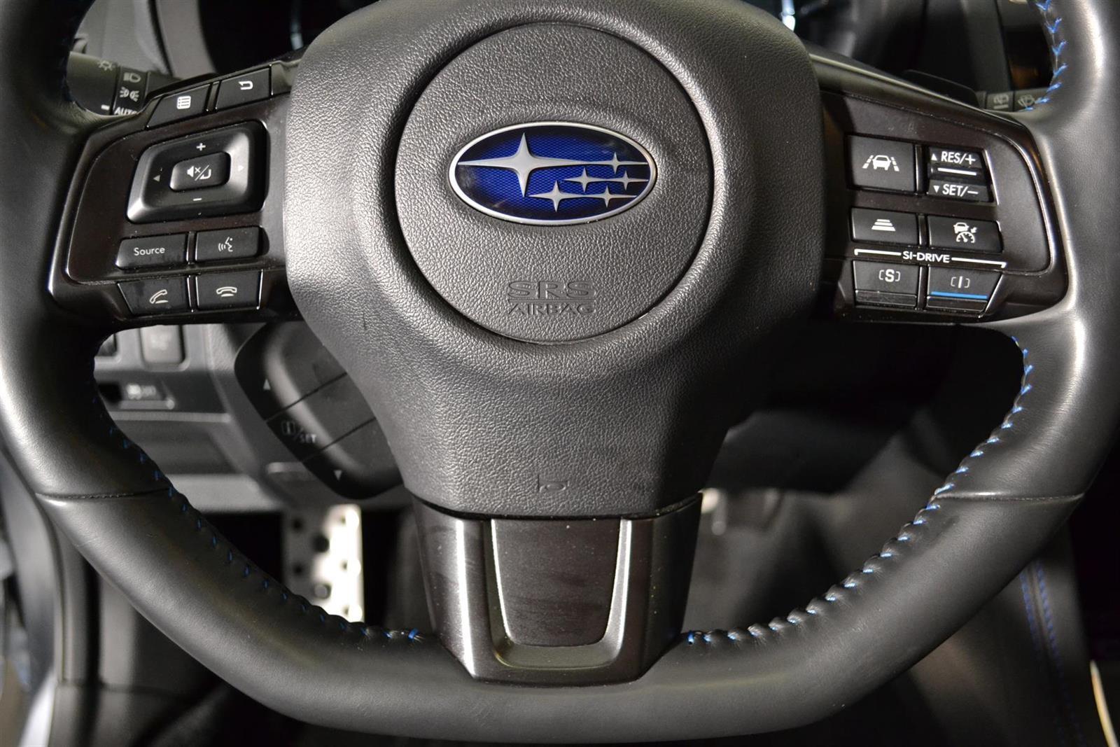 Subaru Levorg Slide 21