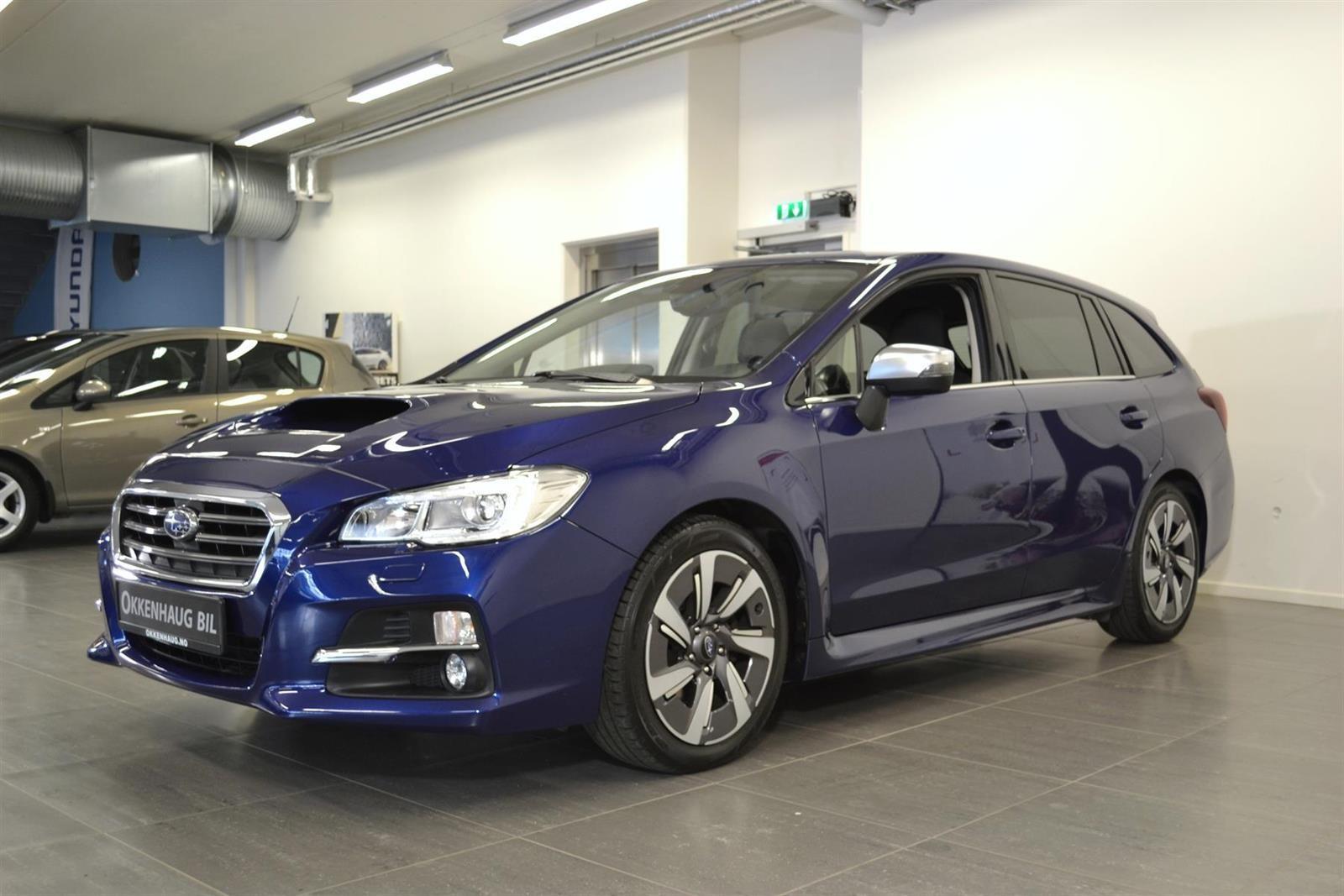 Subaru Levorg Slide 2
