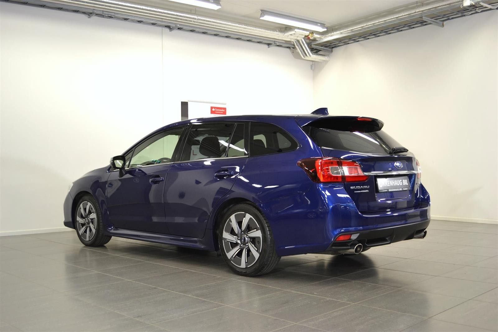 Subaru Levorg Slide 3