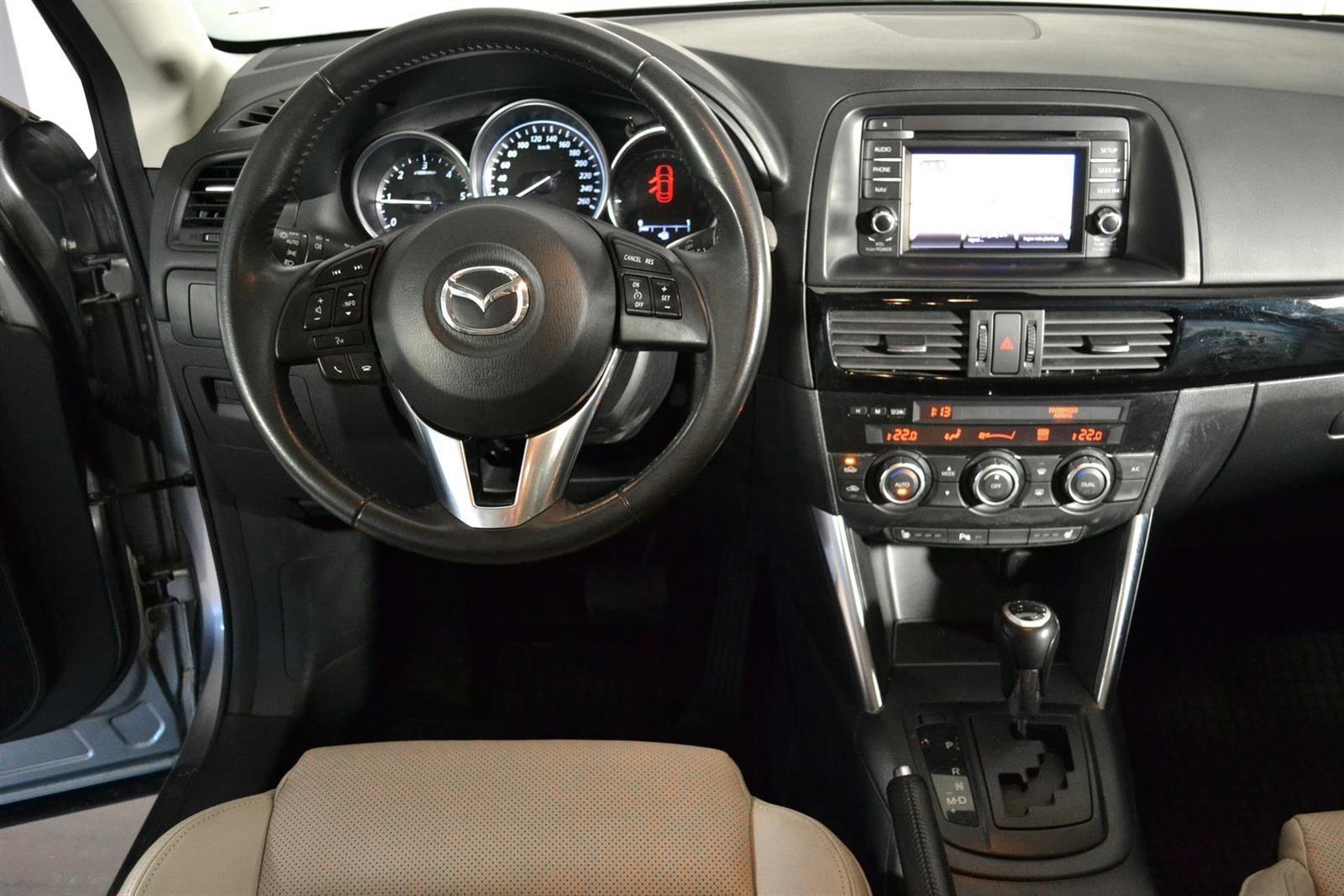 Mazda CX-5 Slide 30