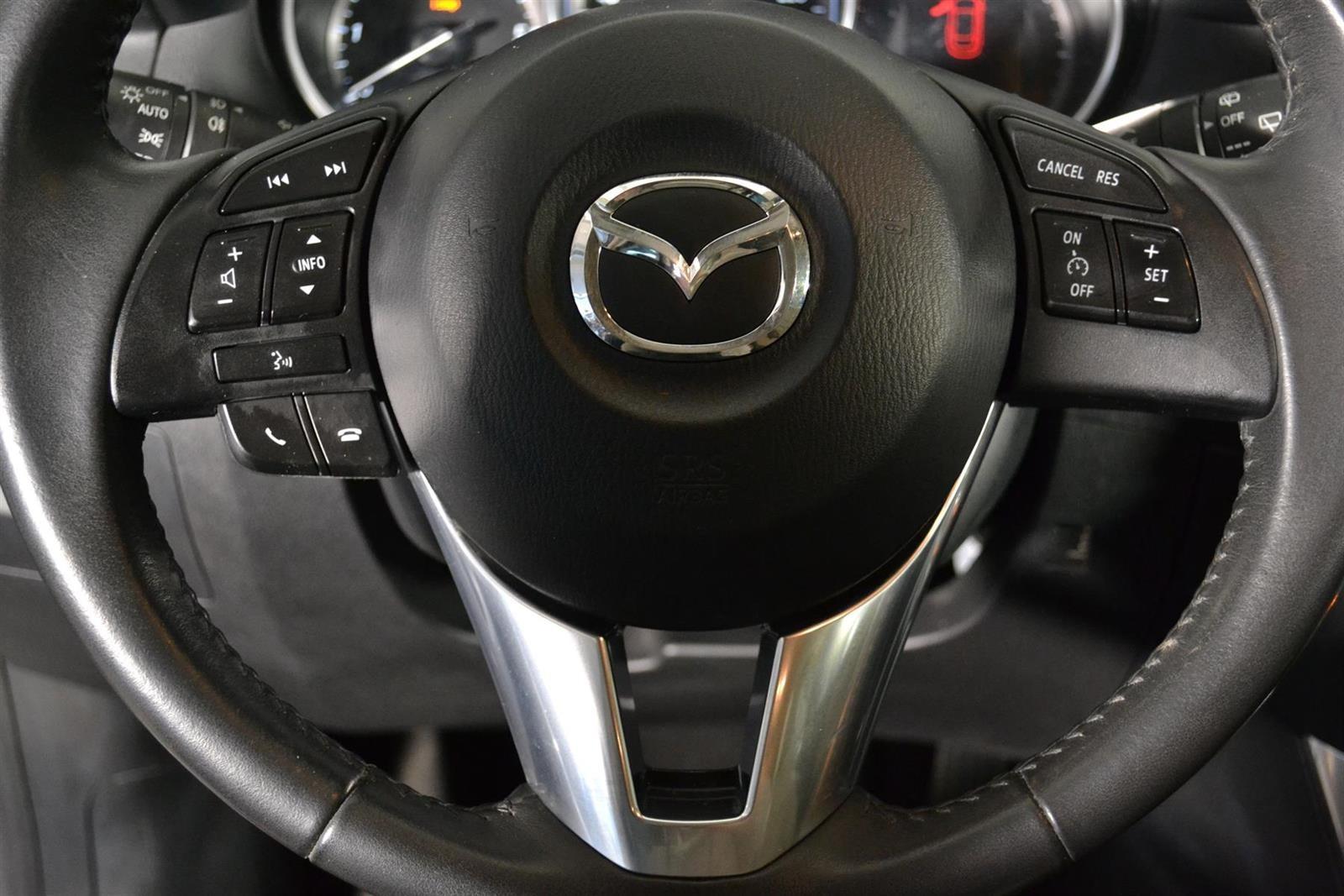 Mazda CX-5 Slide 21