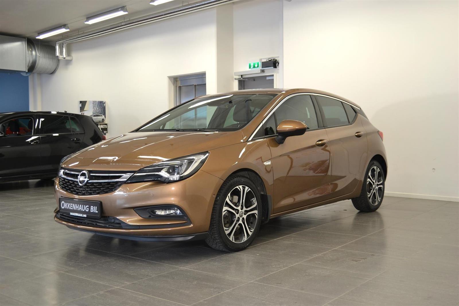 Opel Astra Slide 2