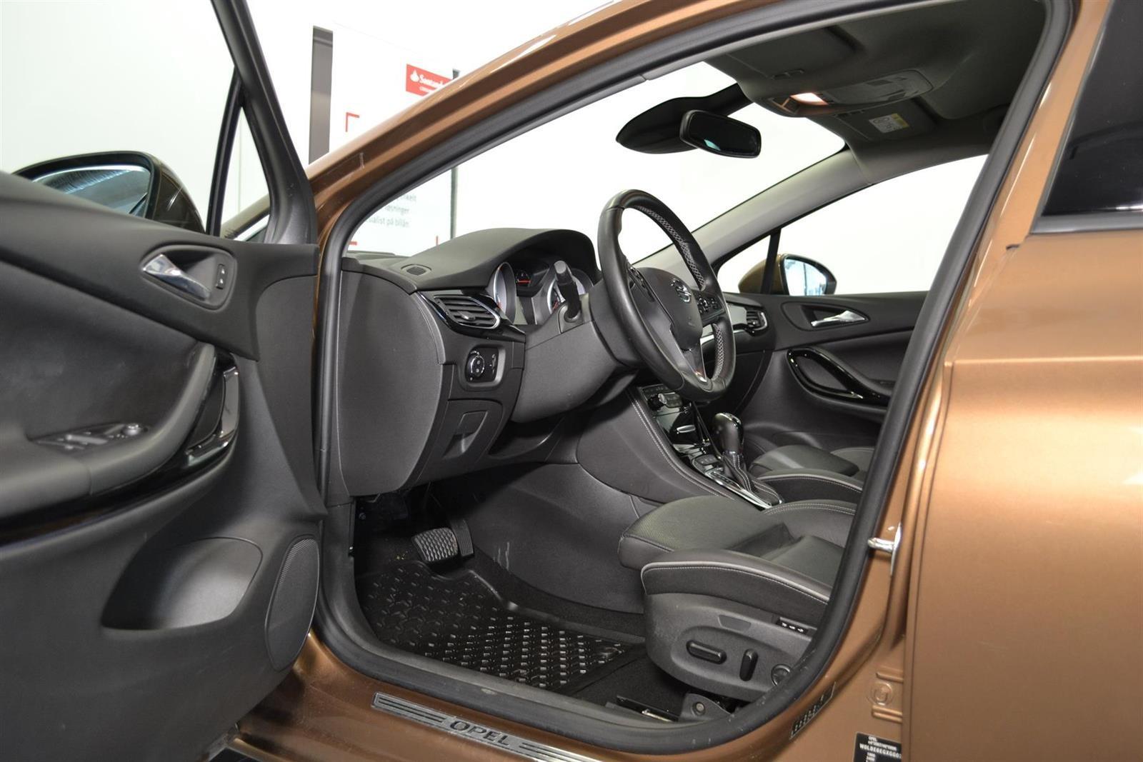 Opel Astra Slide 10