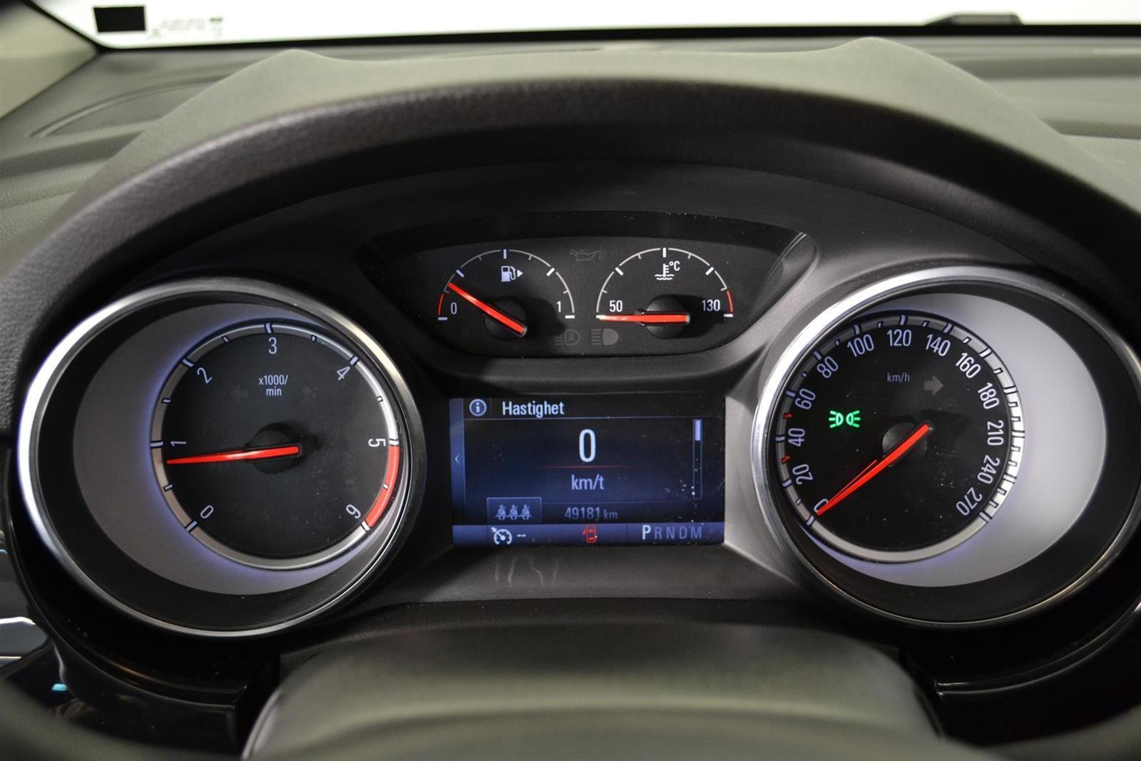 Opel Astra Slide 17