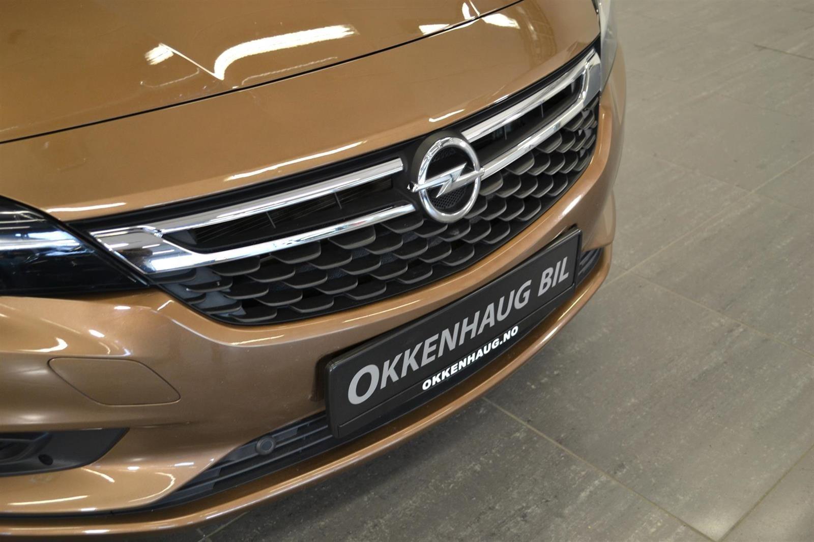 Opel Astra Slide 3