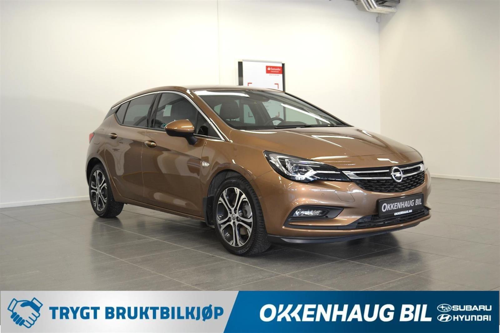 Opel Astra Slide 0