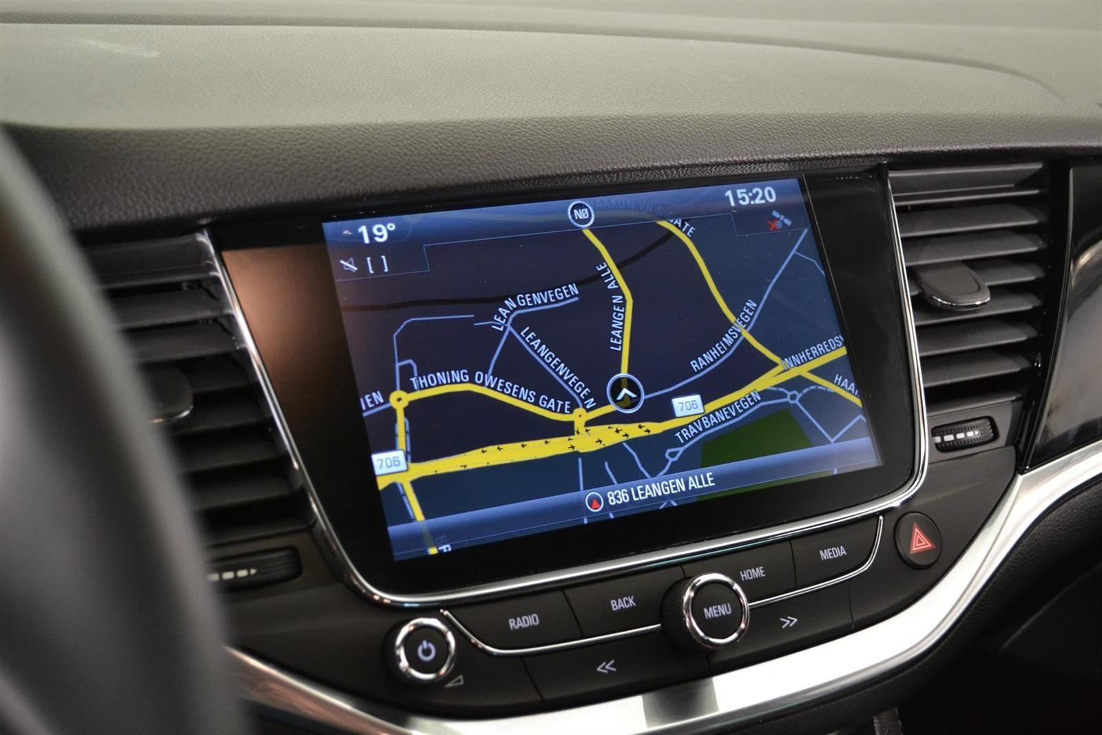 Opel Astra Slide 20