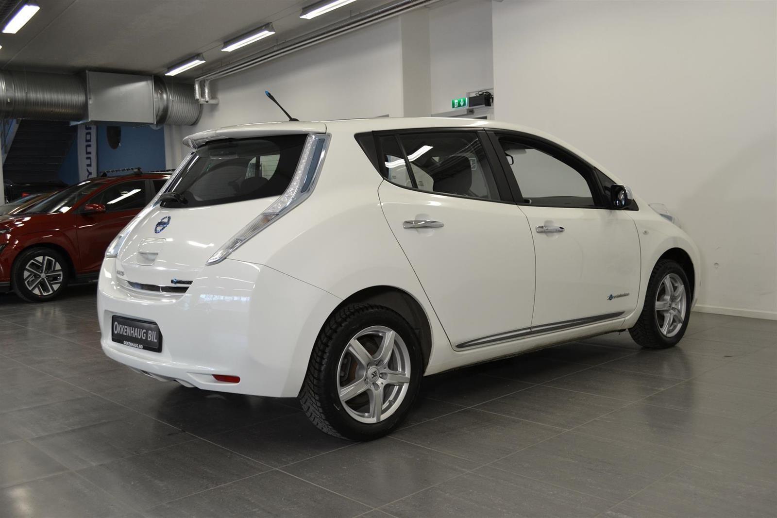 Nissan Leaf Slide 5