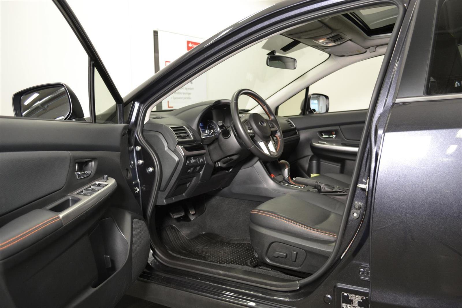 Subaru XV Slide 9