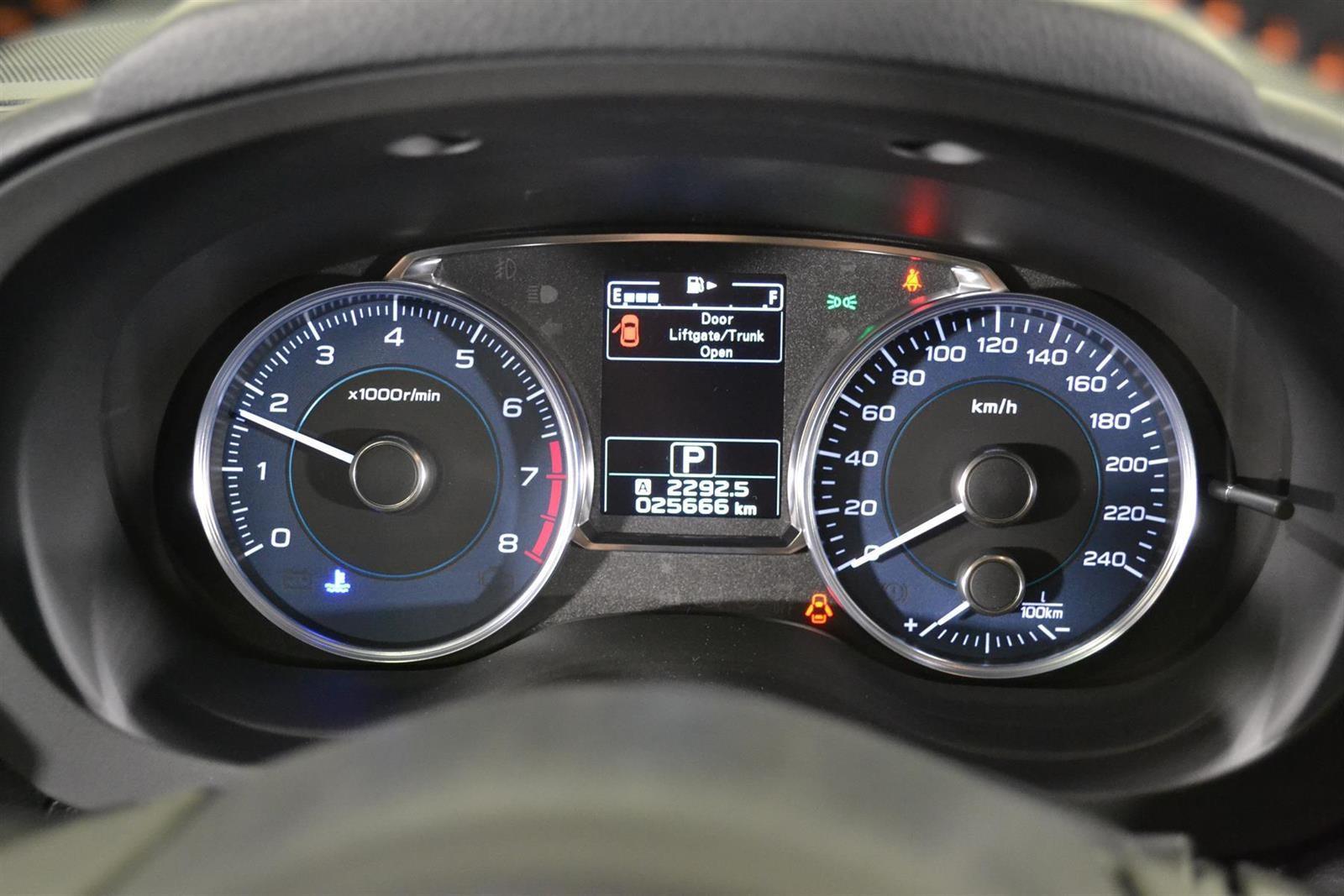 Subaru XV Slide 14