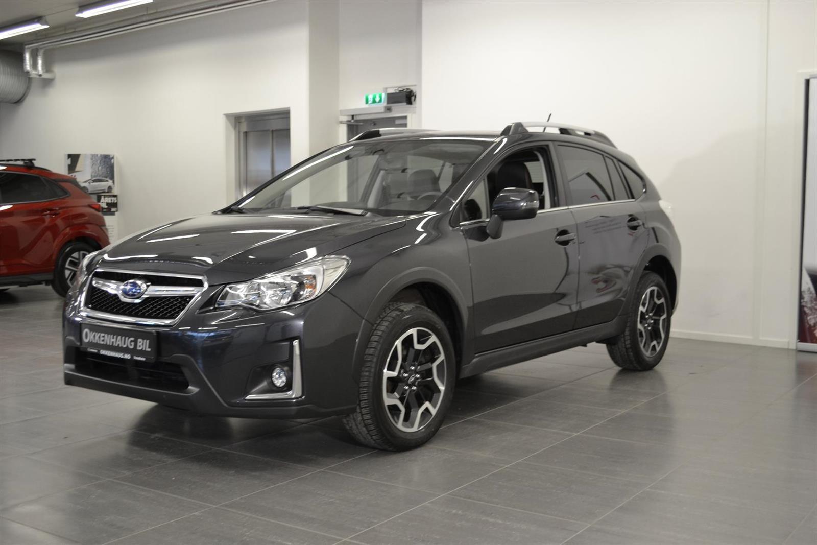 Subaru XV Slide 2