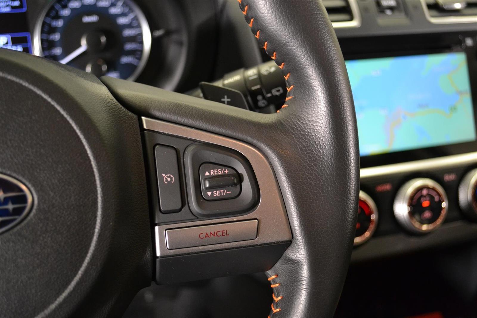 Subaru XV Slide 16