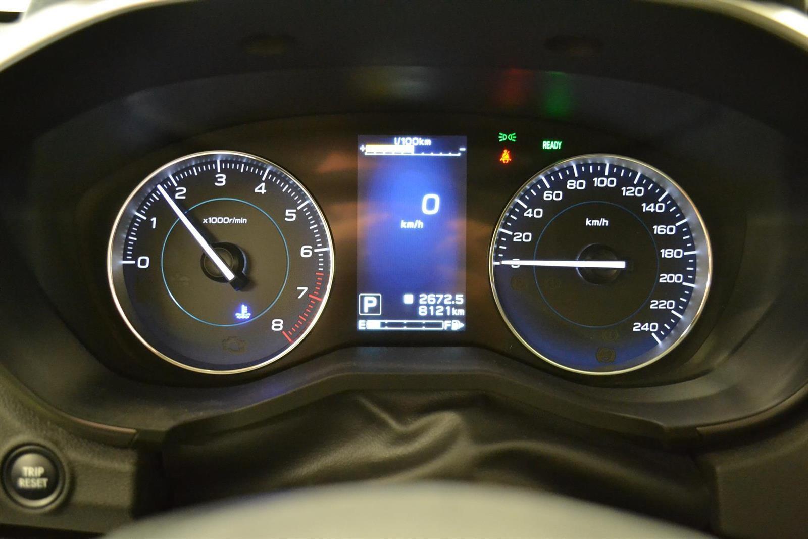 Subaru XV Slide 13