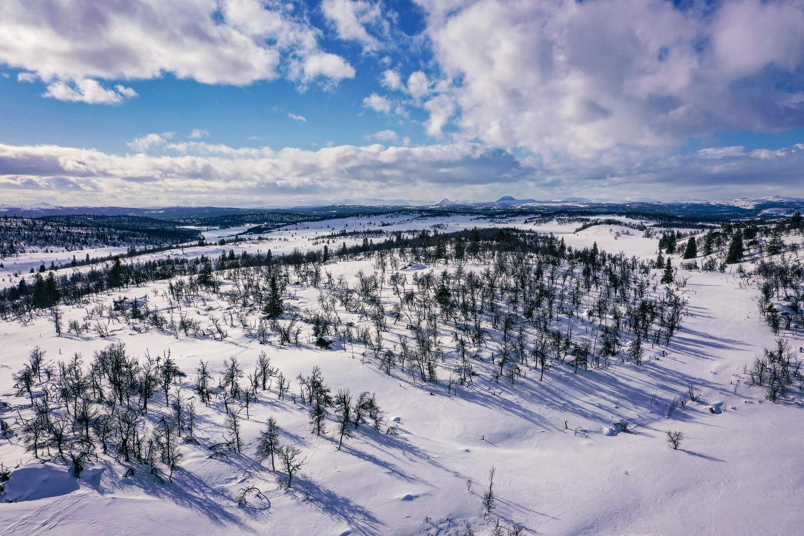 Jotunheimen, Synnfjell, Etnedalen, Spåtind,... alt i nærheten