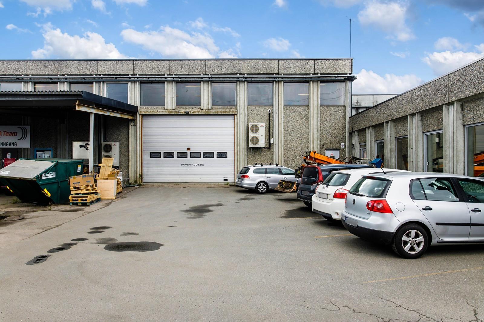 Kjøreport til lager