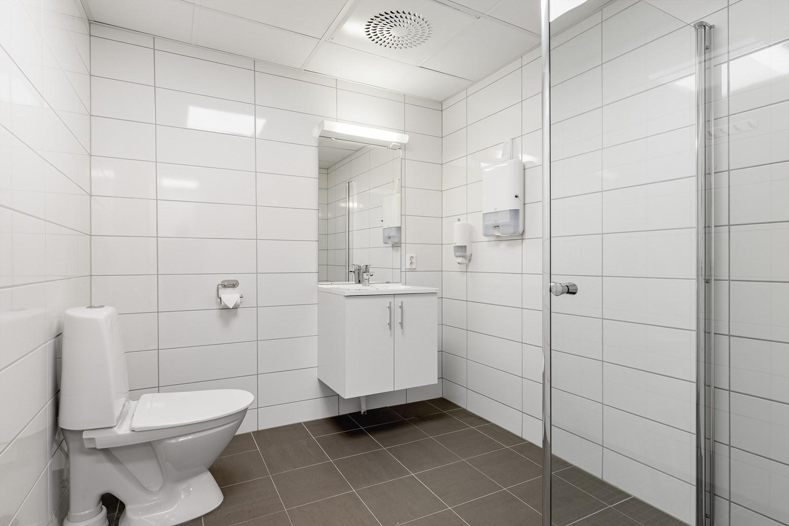 Eksempler på kvaliteter i tilsvarende lokaler.