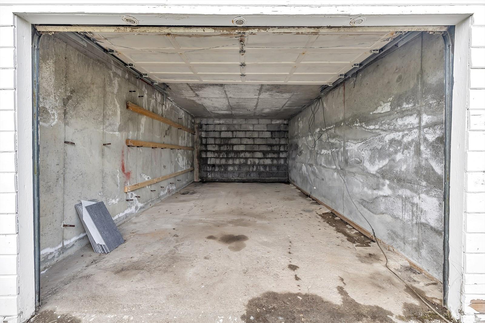 Garasje 3 på eiendommen