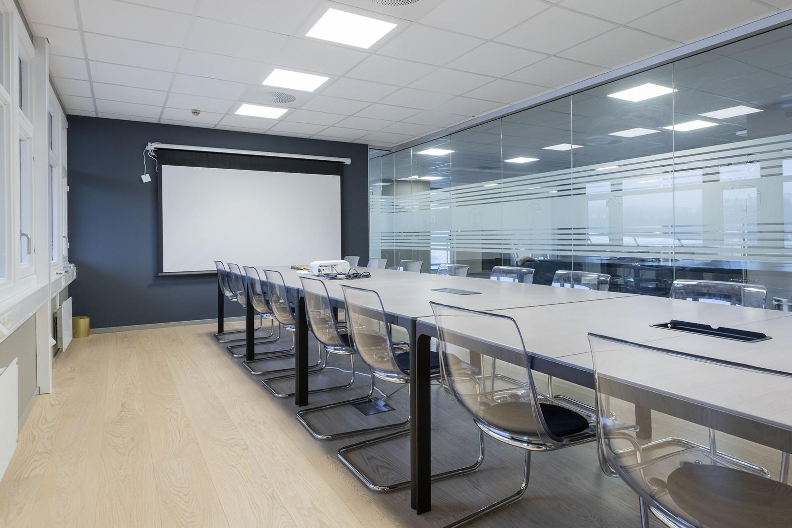 Stort og fleksibelt møterom