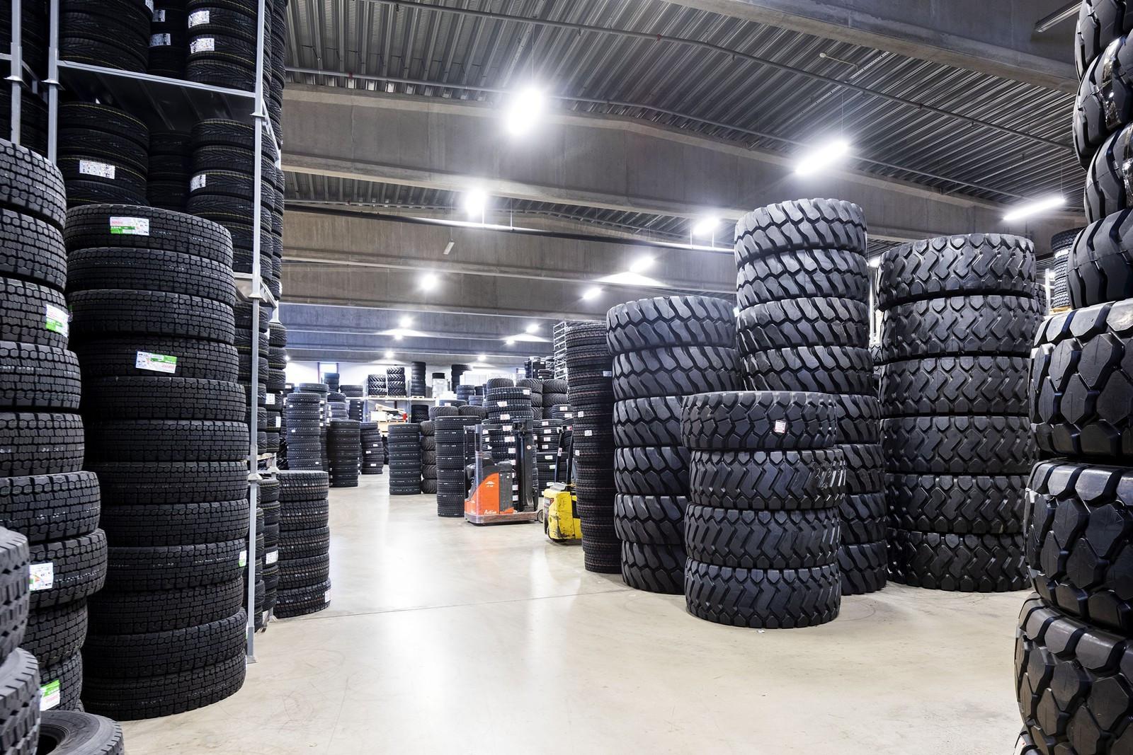 Lagerhall på ca. 3 453 kvm – 7,2m takhøyde