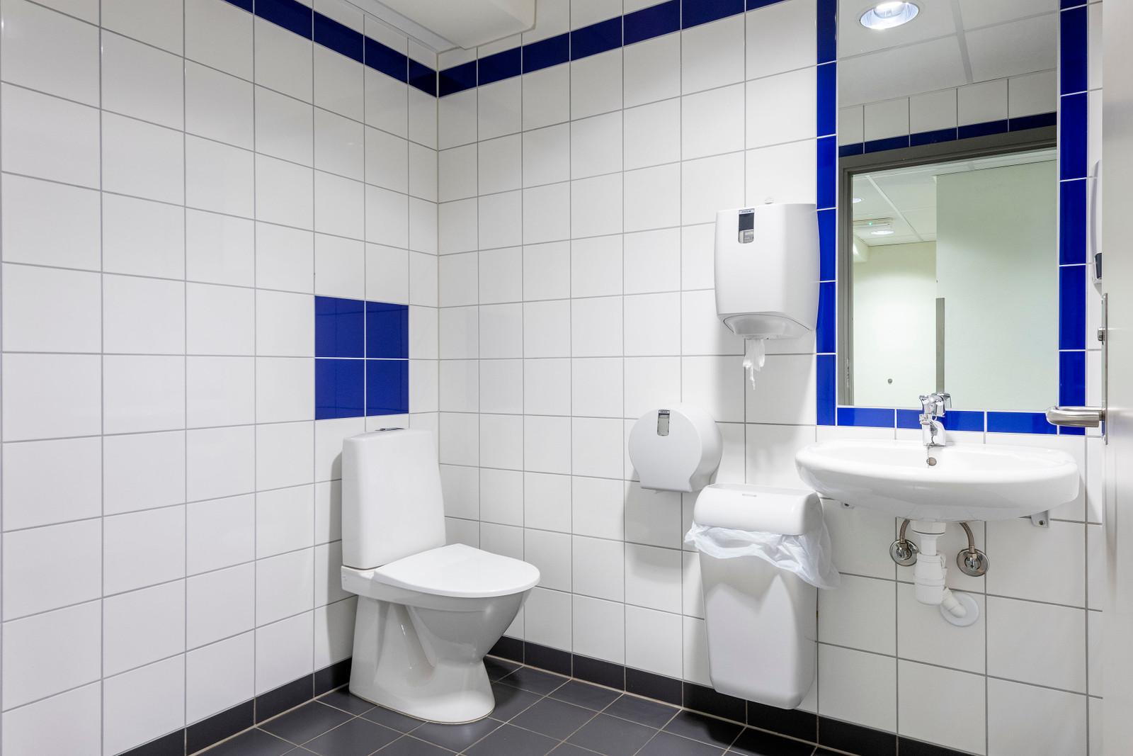 Mulighet for å leie moderne kontorfasiliteter i byggets 2 etg.