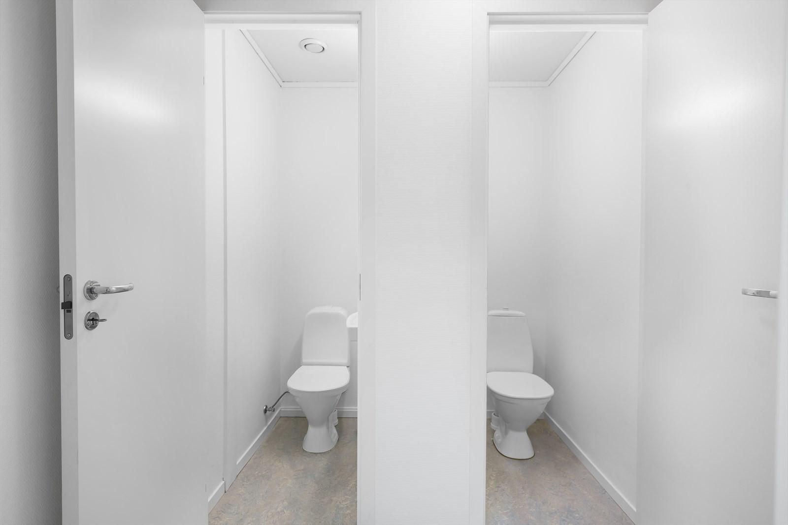 Egne toaletter
