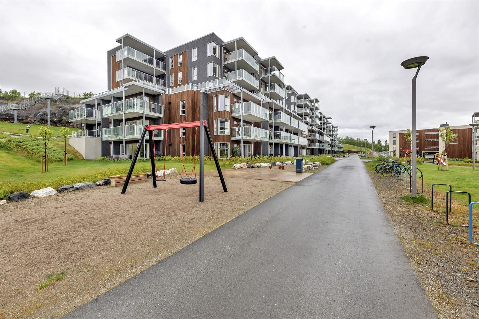 Etablert boligsameie på Tromsøyas vestside