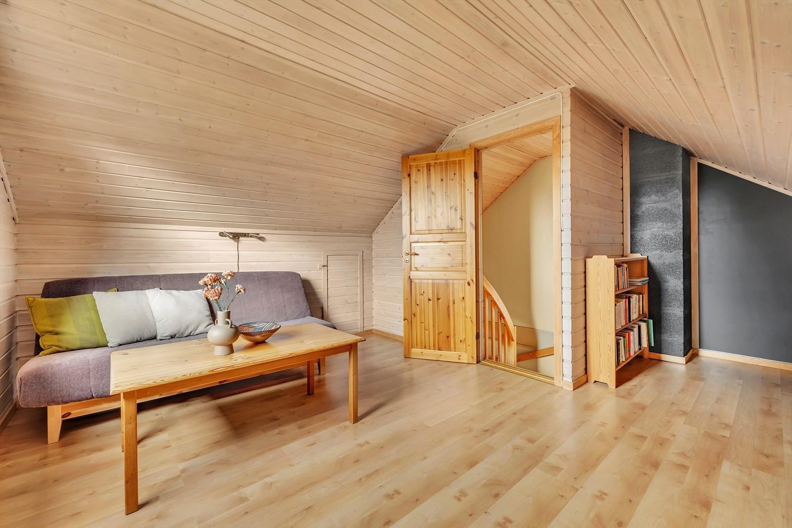 Anvendelig rom på loftet