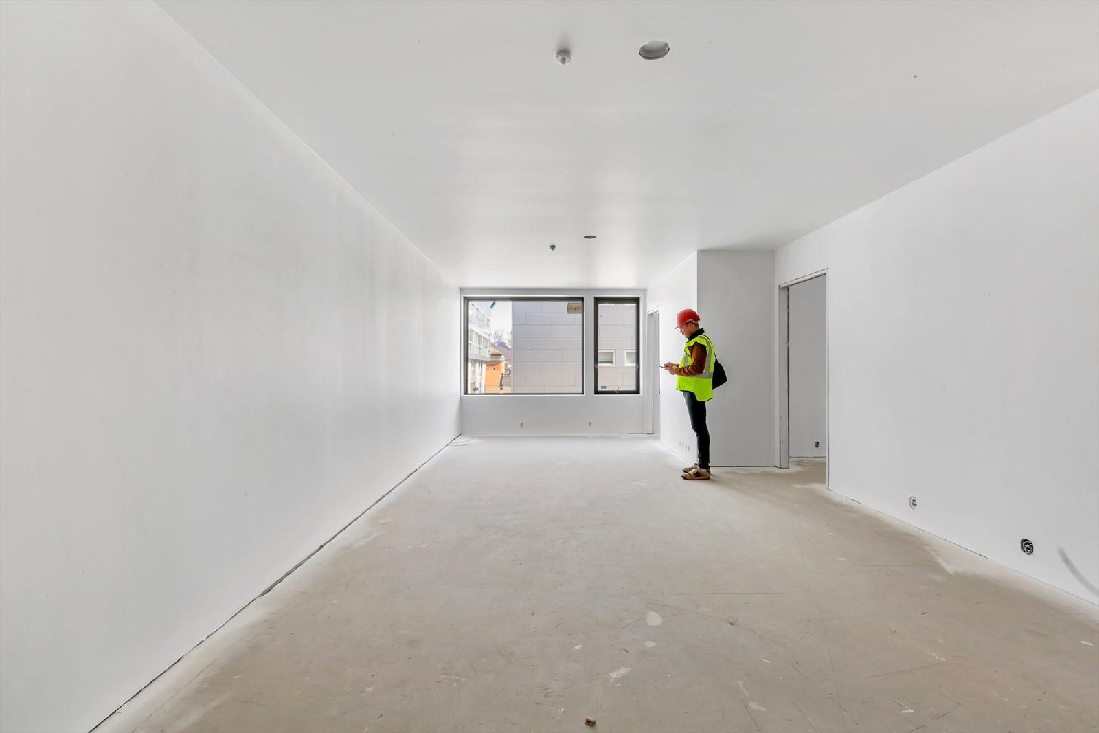 Stue i leilighet 301