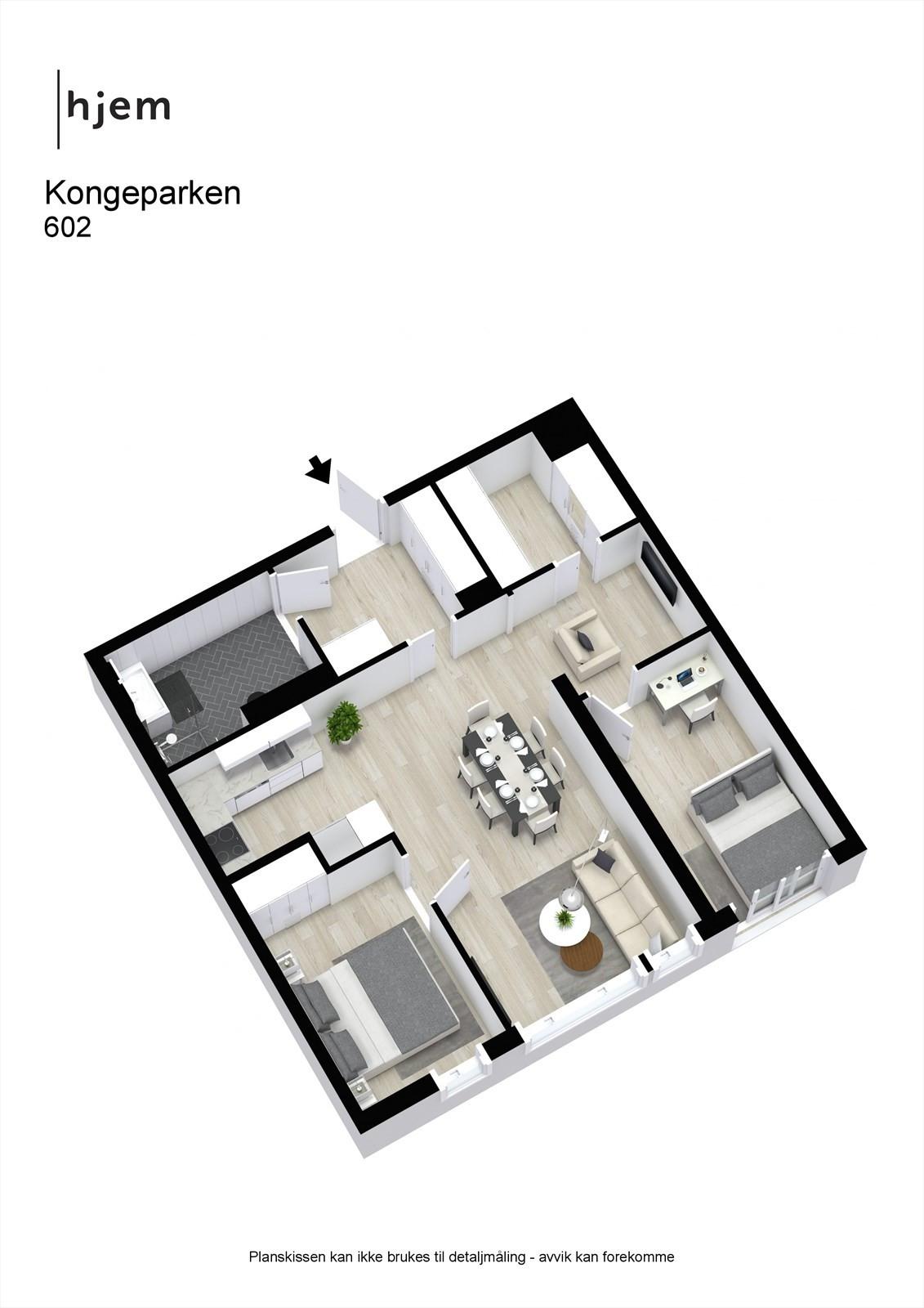 Kongeparken - 3D - 602 -