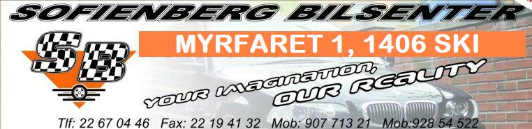 Sofienberg Bilsenter
