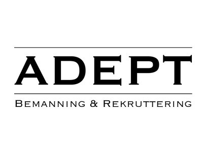 ADEPT BEMANNING&REKRUTTERING AS