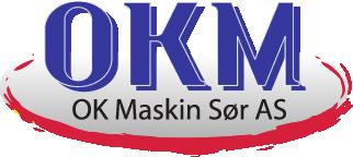 OK MASKIN SØR AS