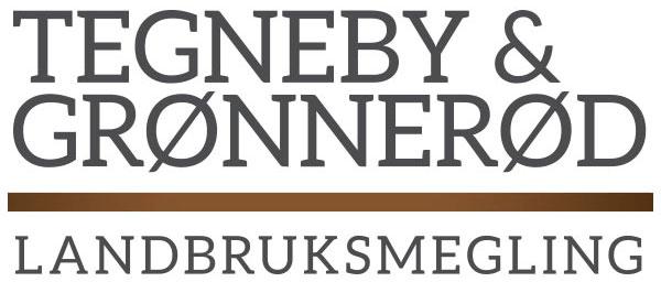 TEGNEBY & GRØNNERØD LANDBRUKSMEGLING AS
