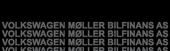 VOLKSWAGEN MØLLER BILFINANS AS