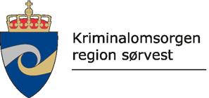 Kriminalomsorgen Region Sørvest - Inaktiv