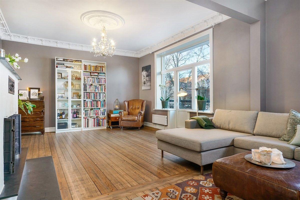 3-roms leilighet - St. Hanshaugen-Ullevål - Oslo - 7 500 000,- Nordvik & Partners