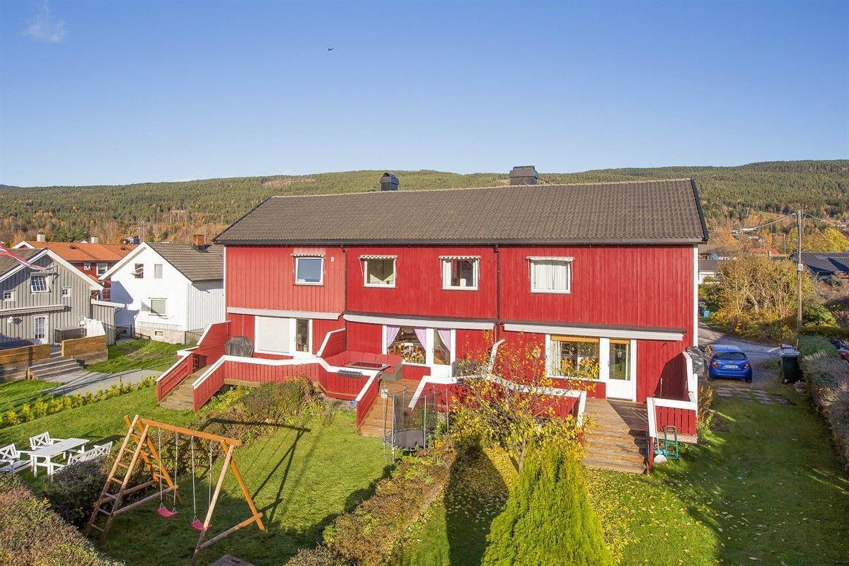 4-roms rekkehus - Drammen - 2 590 000,- Nordvik & Partners