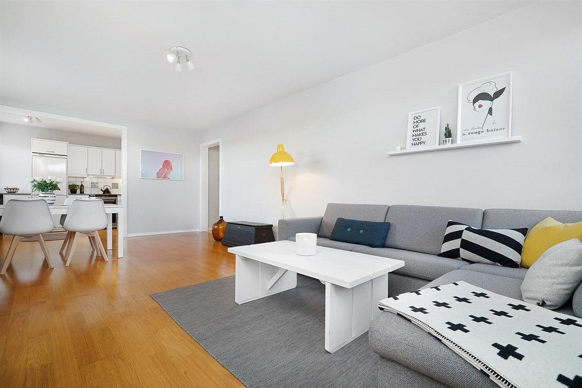 2-roms leilighet - Manglerud - Oslo - 3 100 000,- Nordvik & Partners