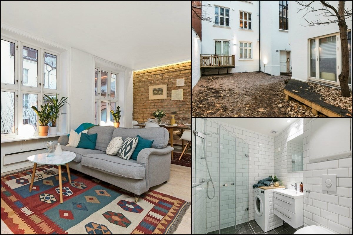 3-roms leilighet - Grünerløkka-Sofienberg - Oslo - 3 500 000,- Schala & Partners