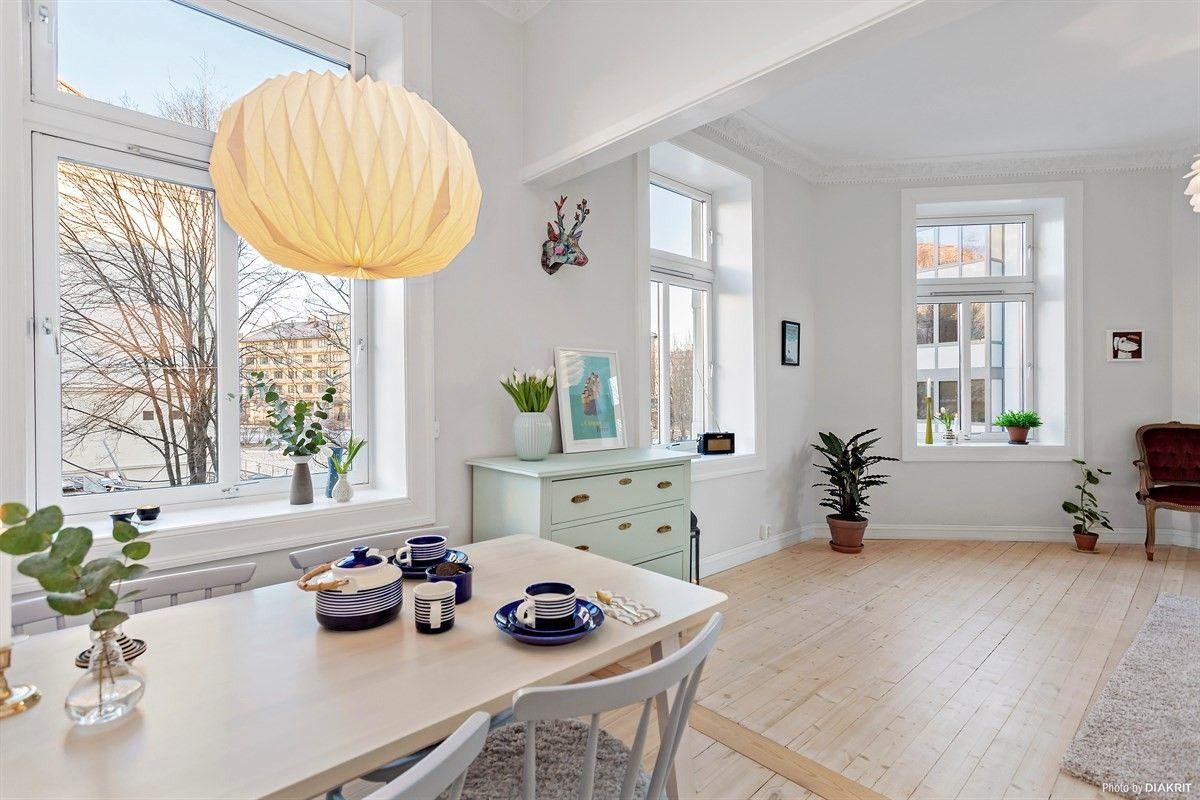 2-roms leilighet - Sagene-Torshov - Oslo - 3 600 000,- Schala & Partners